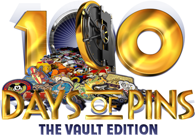 100 Days of Pins :: Vault Edition II :: Going on NOW!